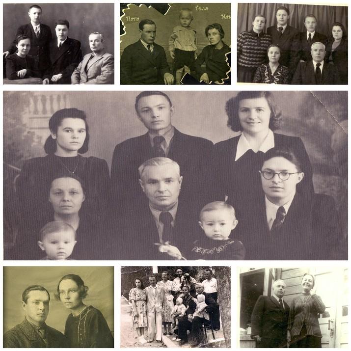 Как узнать своих предков и фотографии
