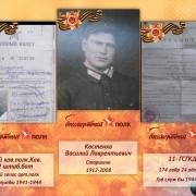 Костенко В.Л Военные